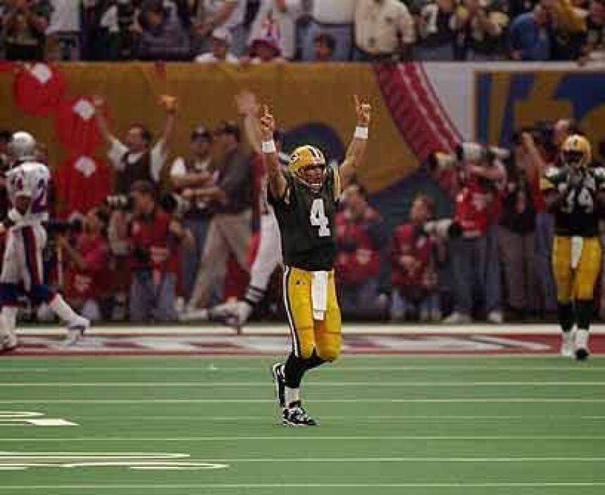 Llegó la gloriaEl 26 de enero de 1997 fue el día más feliz en su carrera...