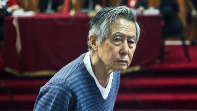 La salud de Fujimori podría agravarse tras infarto cerebral