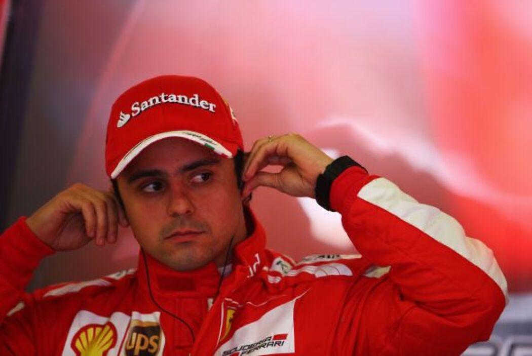 Felipe Massa espera ser un piloto más audaz en 2013.