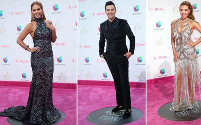 Vota por los mejores looks de Premio Lo Nuestro 2017