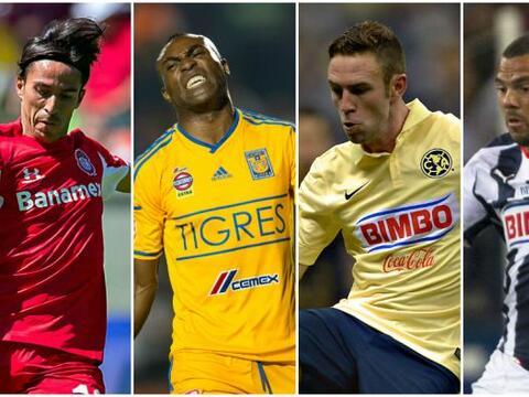 Los 4 equipos buscan avanzar por encima de sus rivales, algunos tendr&aa...