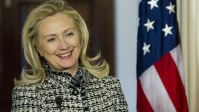 Hillary Clinton quiere abandonar las 'altas esferas de la política' y po...