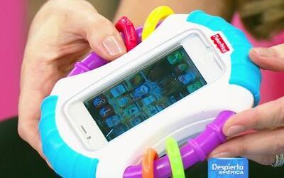 Novedades electrónicas para tu bebé