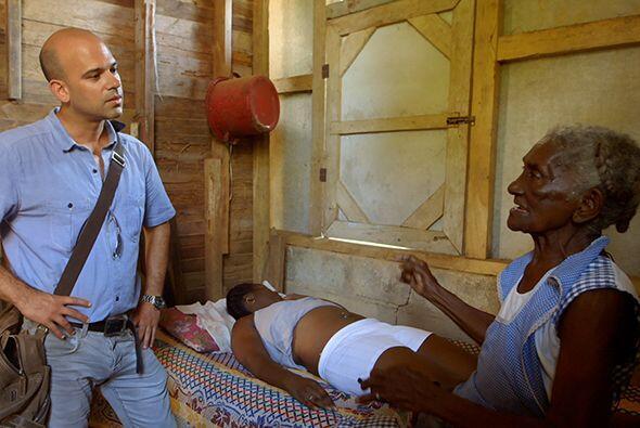 """El método más usual de """"La Catatu"""" es un masaje a las embarazadas para a..."""
