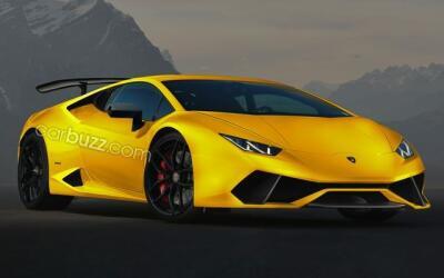 Este sería el nuevo Lamborghini a estrenar en noviembre en Los An...