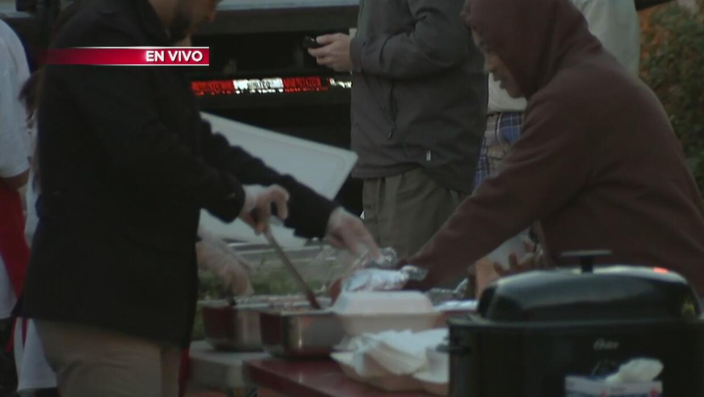 Ayuda para damnificados por inundaciones en San José