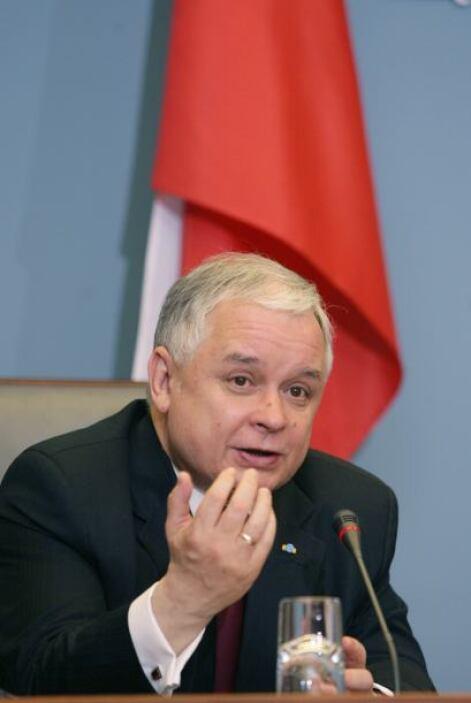 Polonia lloró la muerte de su presidente, Lech Kaczynski, quien pereció...