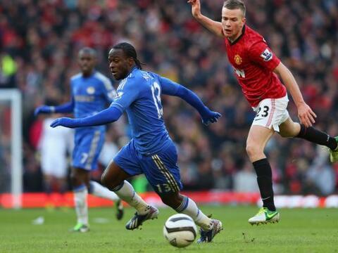 Manchester United y Chelsea jugaron en Old Trafford el duelo más...