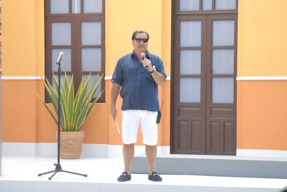 """El productor Salvador Mejía expresó para """"Notimex"""" que habrá mucha pasió..."""