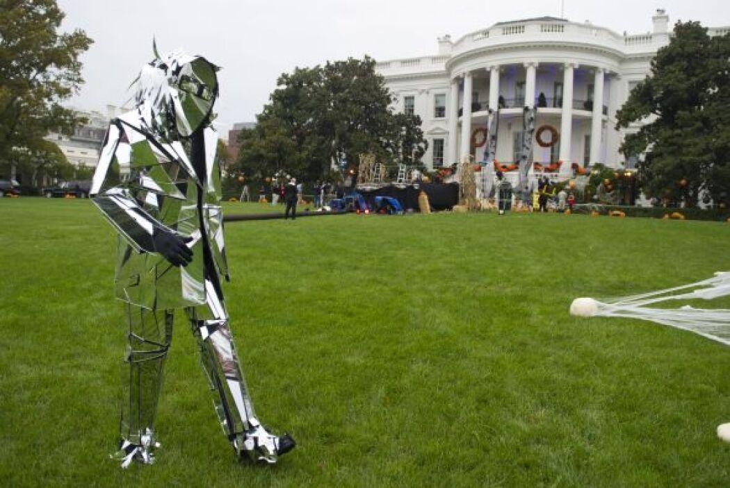 La Casa Blanca canceló las celebraciones del año pasado después Supersto...