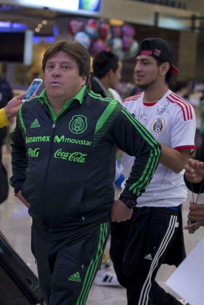 Eso sí, Herrera en su momento prometió el pase a la Copa del Mundo cuand...