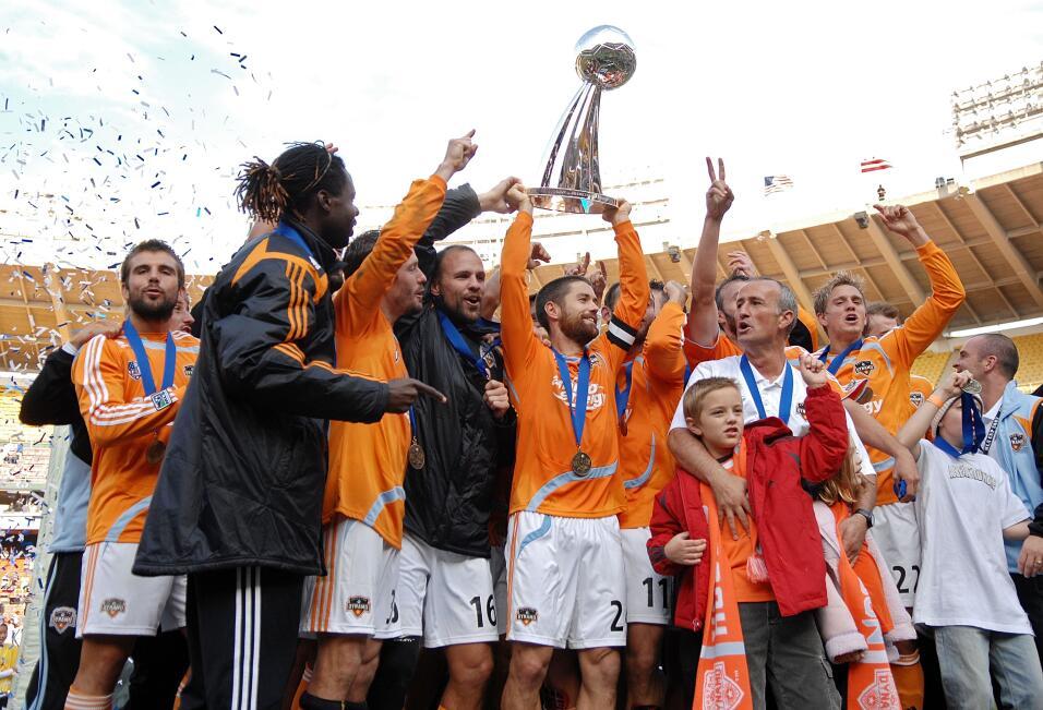 MLS Cup a través de los años