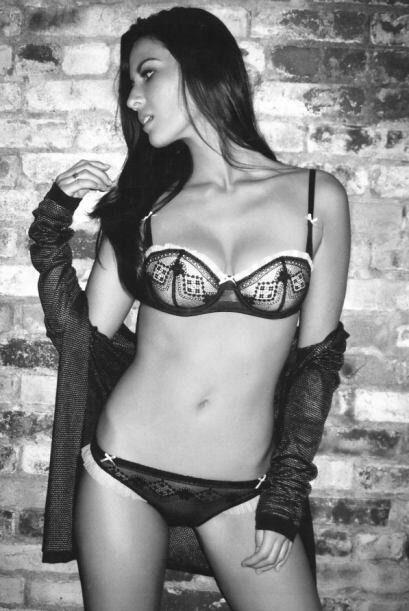 La bella actriz y modelo estadoundense conquistó con su tremendo...