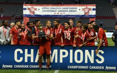 Toronto FC va a la Liga de Campeones CONCACAF