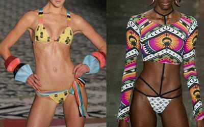 Los trajes de baño brasileños -y la depilación que...