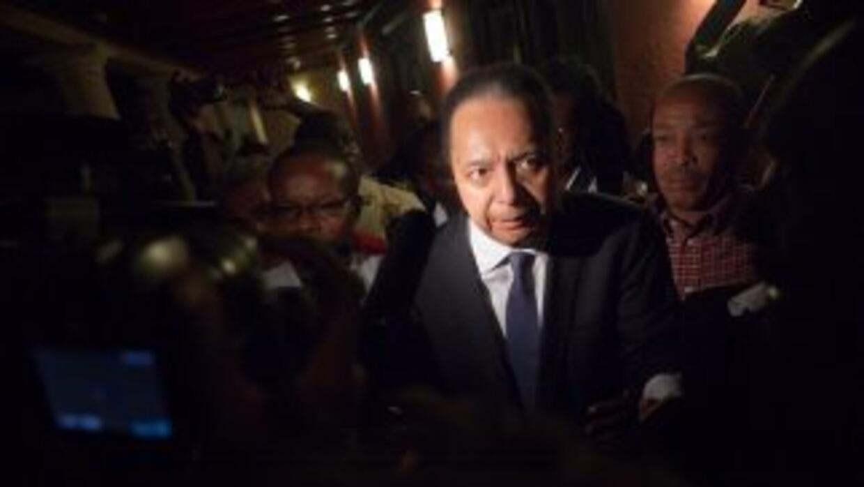 El ex dictador haitiano, Jean-Claude Duvalier quiere qudarse en el país.