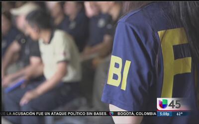 Si está cansado del crimen, quéjese, el FBI escucha y actúa