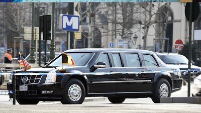 ¿Cómo es el auto presidencial?