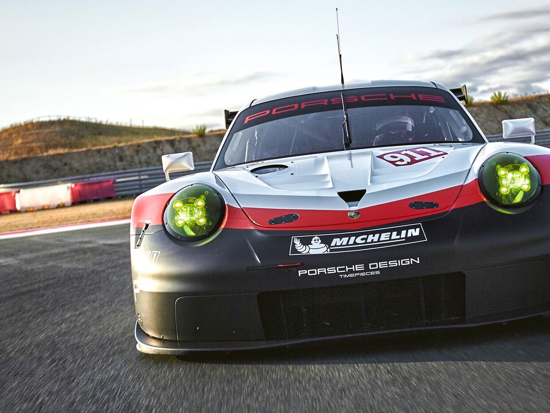 El 911 RSR, la nueva arma de Porsche para las 24 Horas de Le Mans