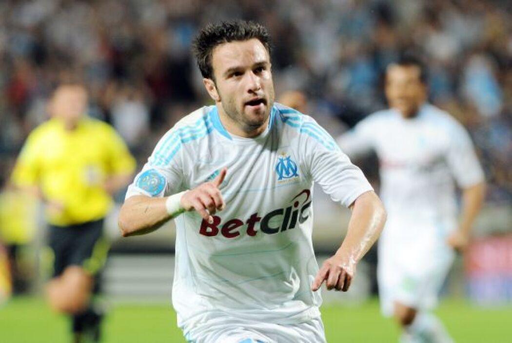 Liga francesa fecha 5 Marsella