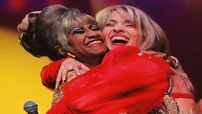 Yuri recordó cómo le ayudó Celia Cruz en su carrera