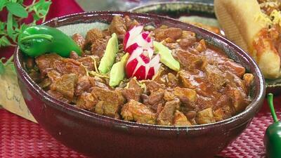 El Chef Pepín preparó la comida favorita del Presidente Obama