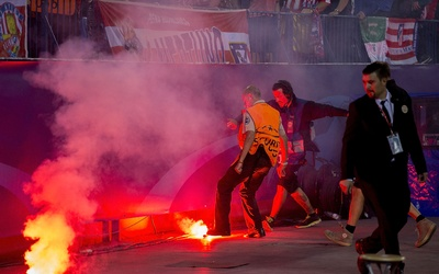 Incidentes Atlético de Madrid vs. Benfica
