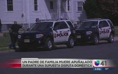 Padre muere en medio de disputa doméstica