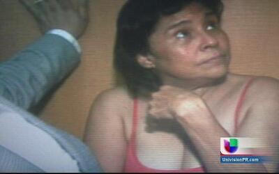 """Tras las rejas la """"enfermera"""" que trató de secuestrar al bebé de Angelys..."""