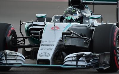 Rosberg fue el más rapido en la clasificación de Rusia.