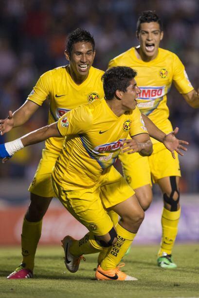 Las Águilas hicieron lo necesario para superar al Monterrey a domicilio,...