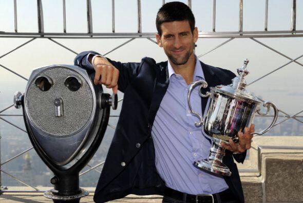 """""""Ya tengo este trofeo, y esto es por lo que estaba luchando. Ahora..."""