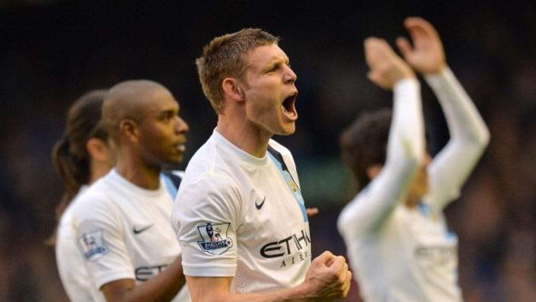 Manchester City se acercó al título de la Liga Premier.