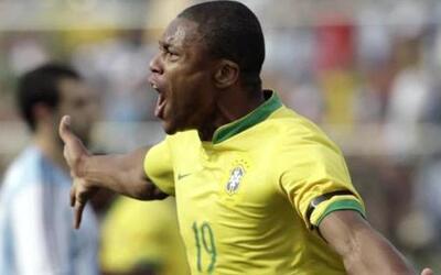 """Julio Baptista: """"Creo que fui una pieza clave para Brasil en la Copa Amé..."""