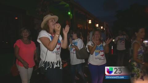 Colombianos en Miami reaccionan al No al acuerdo de paz