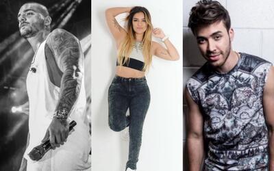 Prince Royce, Karol G, Maluma y más confirmados para cantar en Premios J...