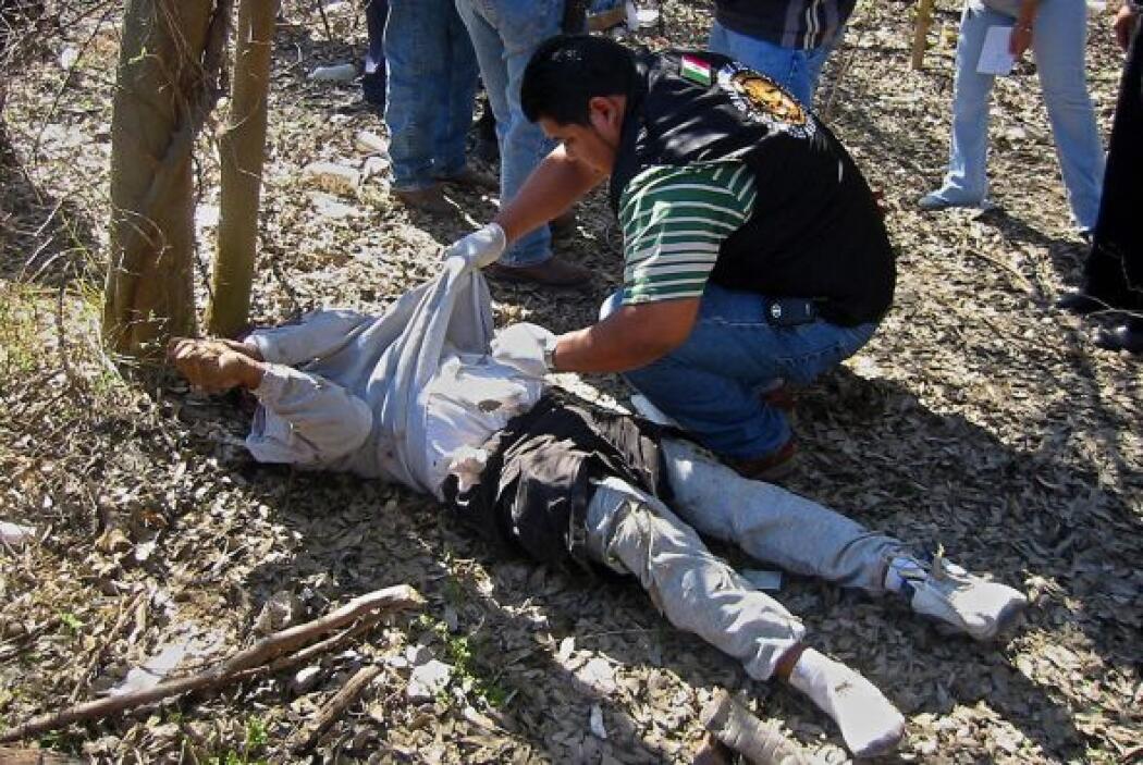 En México se contabilizan casi 30,000 muertos a causa de la escalada de...