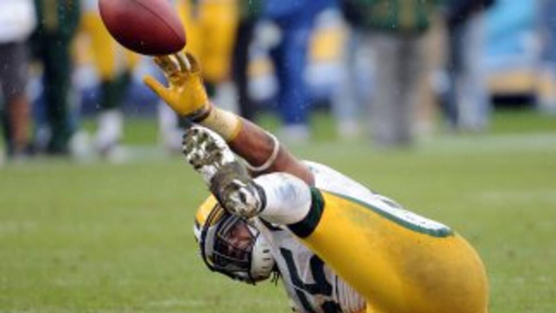 Desmond Bishop ya no jugará con los Packers.