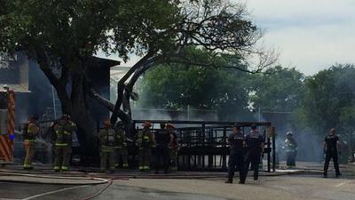 Popular Northside Restaurant burns down