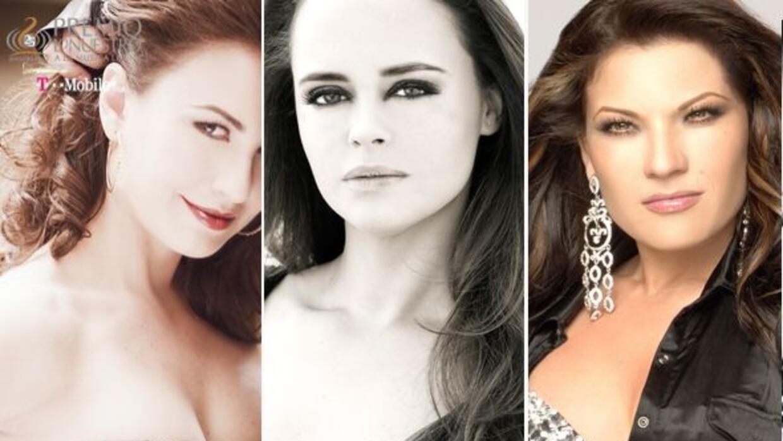 María José, Shaila Dúrcal y Diana Reyes prometen hacer de la noche de Pr...