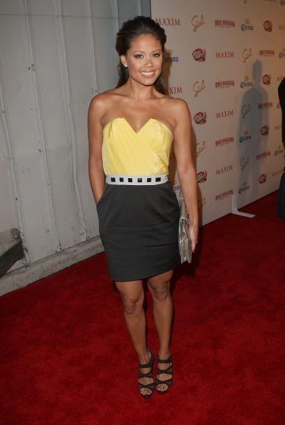 Vanessa Minnillo es una hermosa conductora de televisión, actriz...
