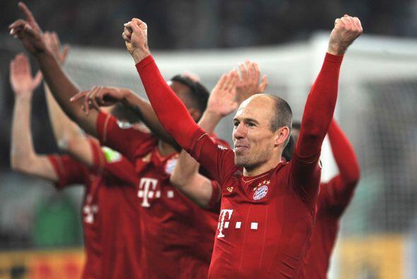 El Bayern, por su parte, pretende echar el resto en la Liga de Campeones...