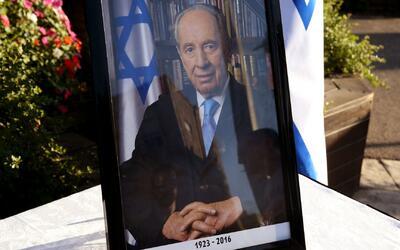 Líderes mundiales alistan viaje al funeral del premio Nobel de la Paz  S...
