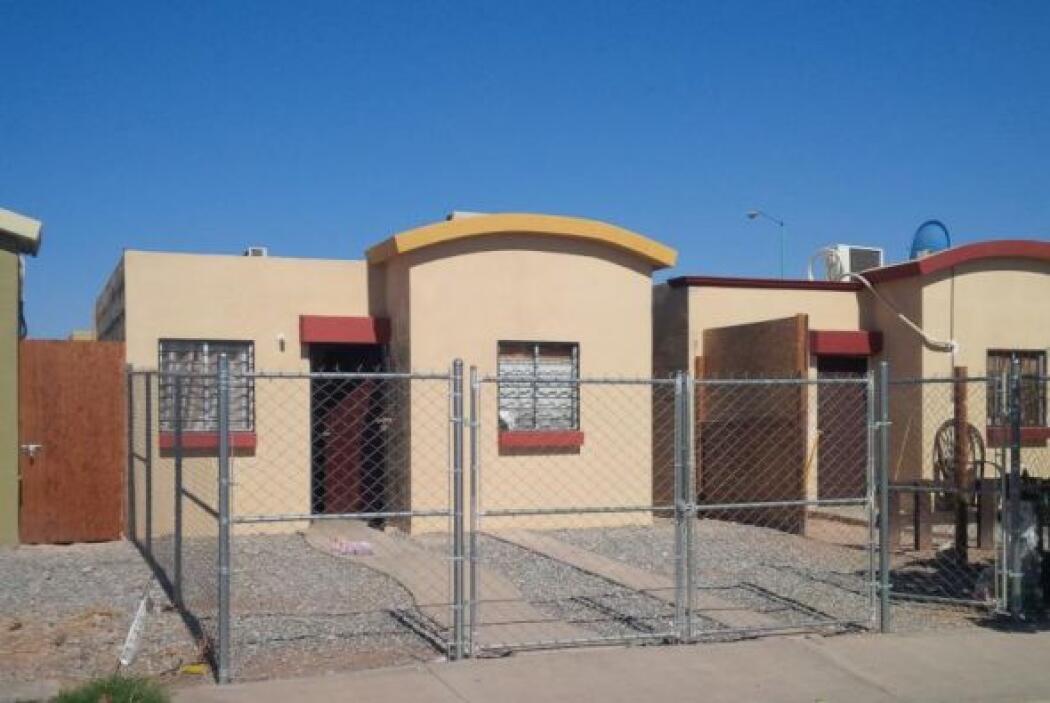 Esta es la nueva casa a donde se mudó Larry con su familia.