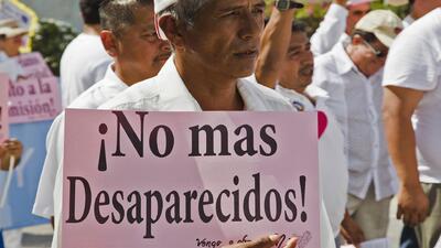 Las calles de Chilpancingo se vistieron de blanco