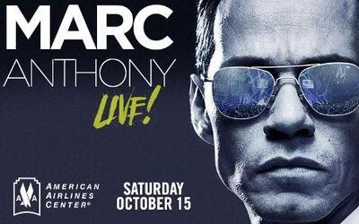 Marc Anthony LIVE