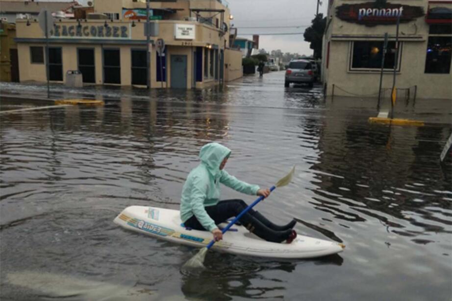 Lluvias Los Angeles