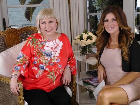 Este lunes podrás disfrutar de la entrevista completa que Paola G...