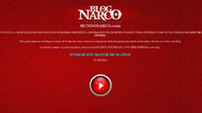Blog del Narco.