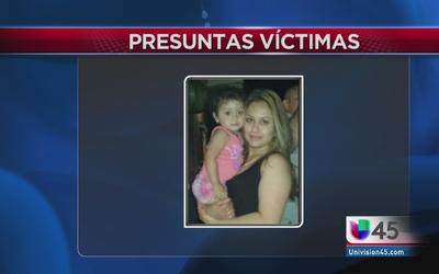 Una joven madre y su bebé fueron asesinadas
